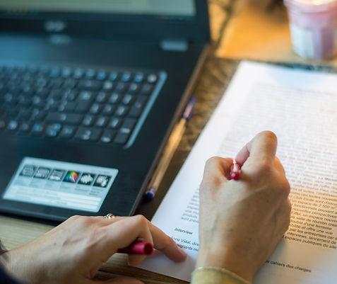 Correction écran et papier
