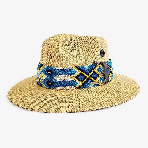 Agave Hat - Ocean