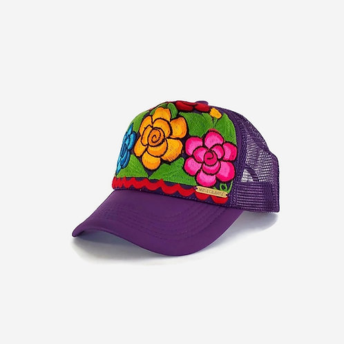 Bonita Cap - Purple