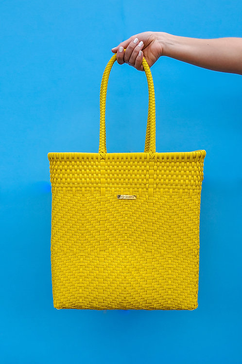 Luna Classic Tote [Canary Yellow]
