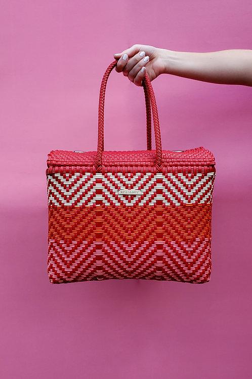 Lucinda Sailor [Red+Orange+Pink+White]