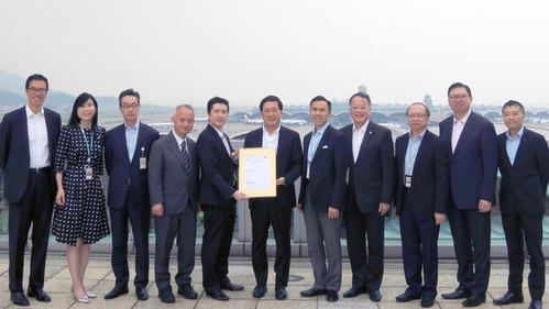 Airport Authority HK- Zero NC in ISO14001!  / 恭喜香港机场管理局以零不符合项获得EMS认证