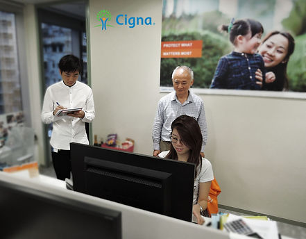 Cigna, Award & Assessment