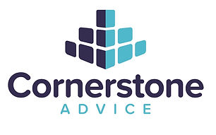 Cornerstone Advice Logo_CA Stacked on wh