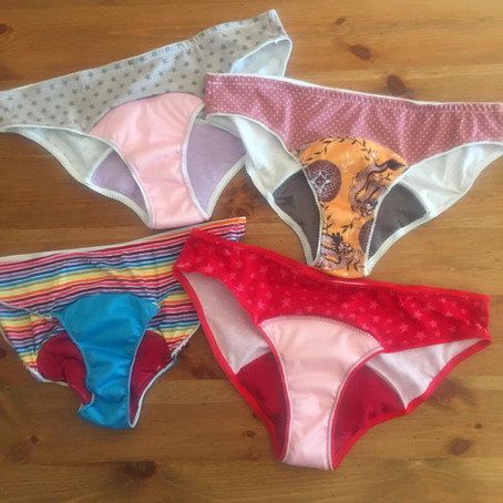 DIY: je fais mes culottes menstruelles!