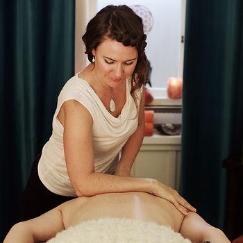 deep flow massage