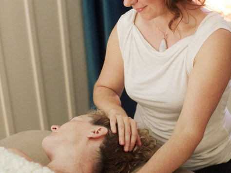 HEAD RELAX MASSAGE