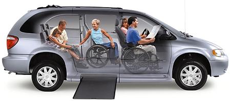 Wheelchairvanrentalf