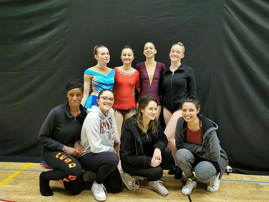 Equipe Lyon PESD GRS
