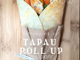 Introduction of The Tapau Roll Up