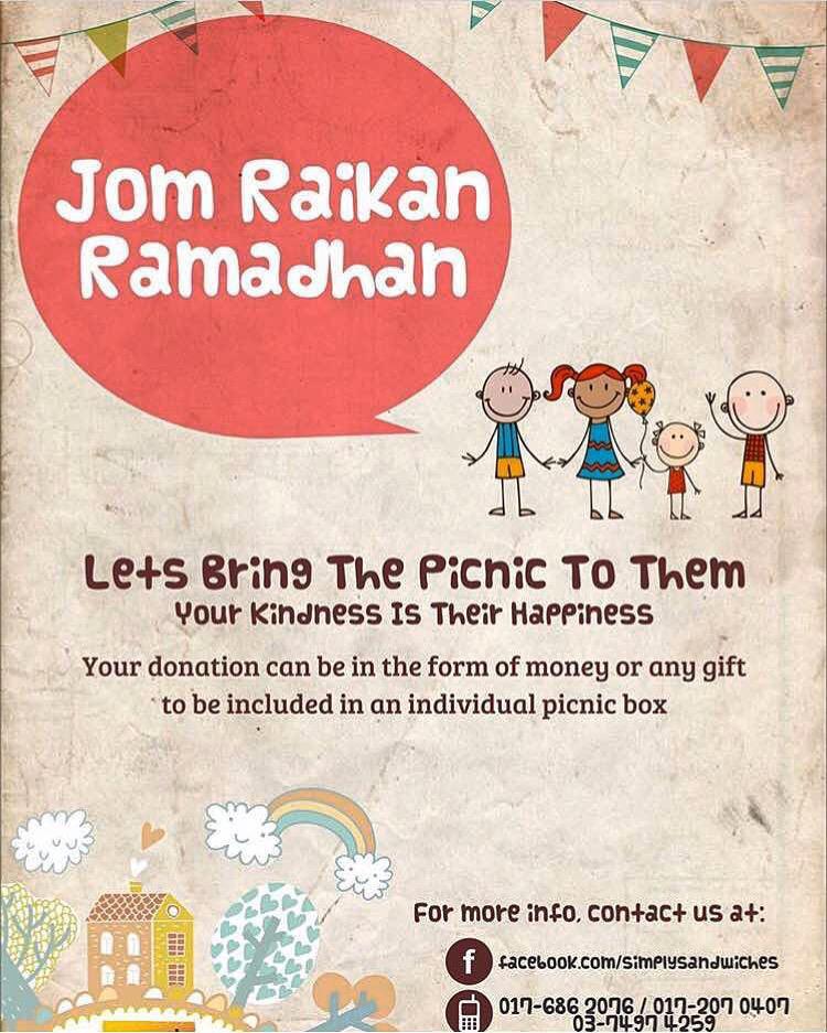 Raikan Ramadhan