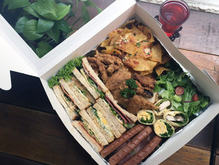 One Box of REAL Mix Platter