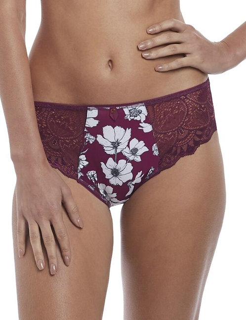 Fantasie Olivia Black Cherry Brief