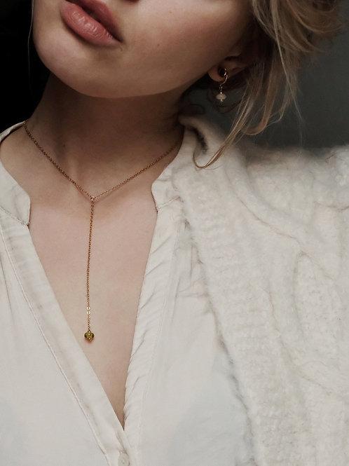 gravity necklace