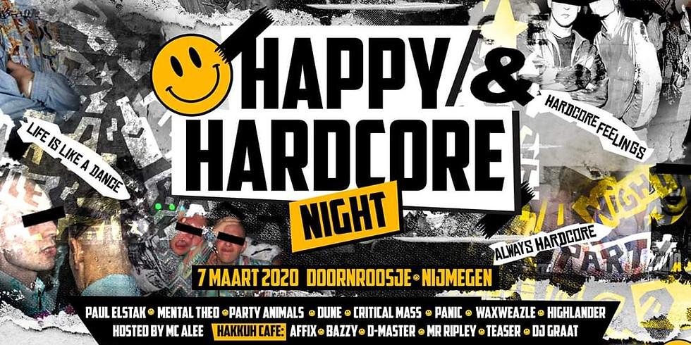 Happy & Hardcore Night