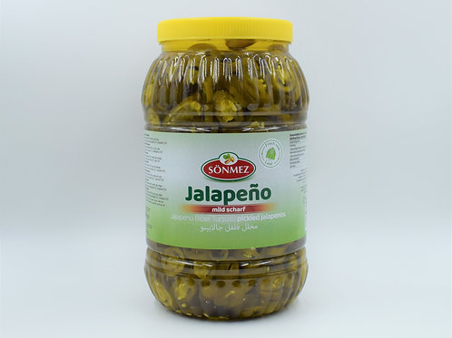 Sönmez Jalapenos mild scharf 5000g