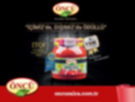Öncü - Paprika- und Tomatenmark aus der Türkei