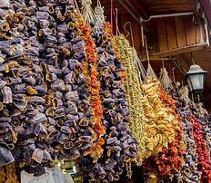 Lebensmittel Großhande: Getrocknetes Gemüse aus der Türkei