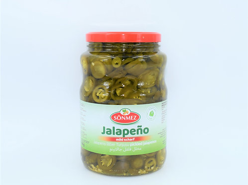 Sönmez Jalapenos mild scharf 1500g