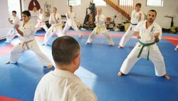 Karate Bremen: Karate mit Sensei
