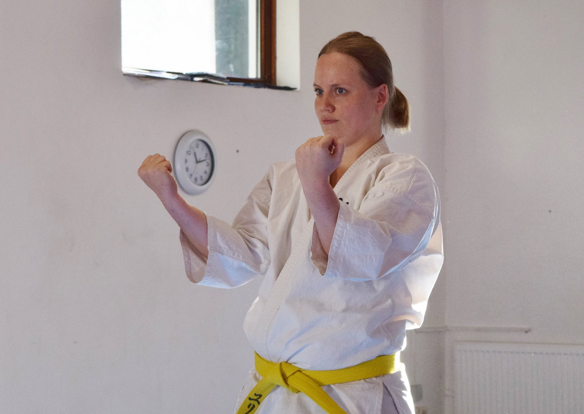Karate Bremen: Karate für Frauen