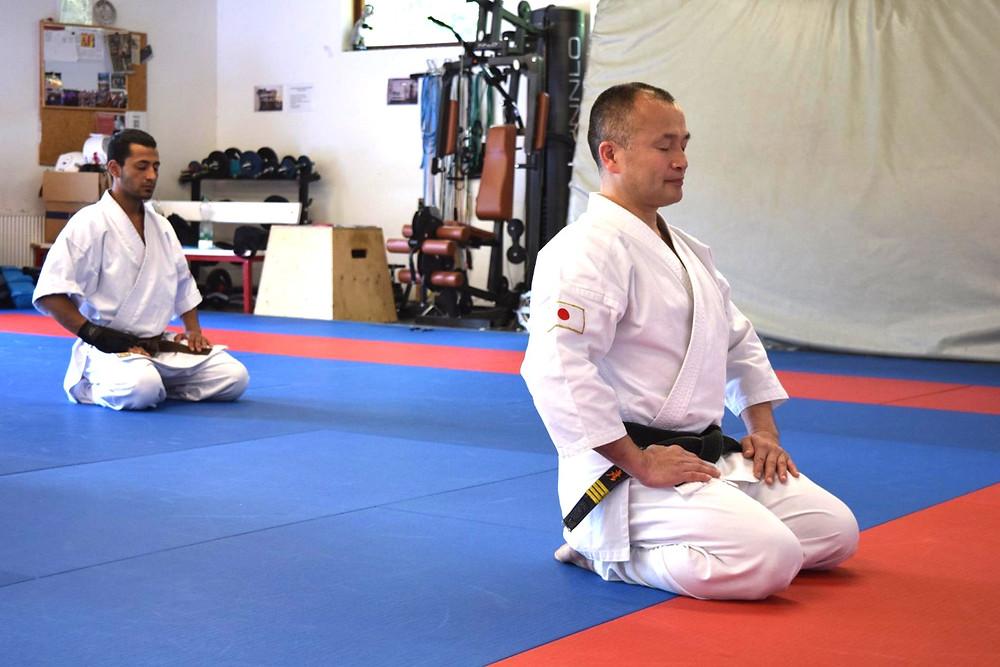 Karate Bremen - der neue Ausgleich in Bremen