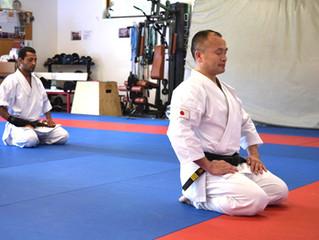 Schafft Momente, die verbinden - die neue Daisho Ryu Karate Bremen Website