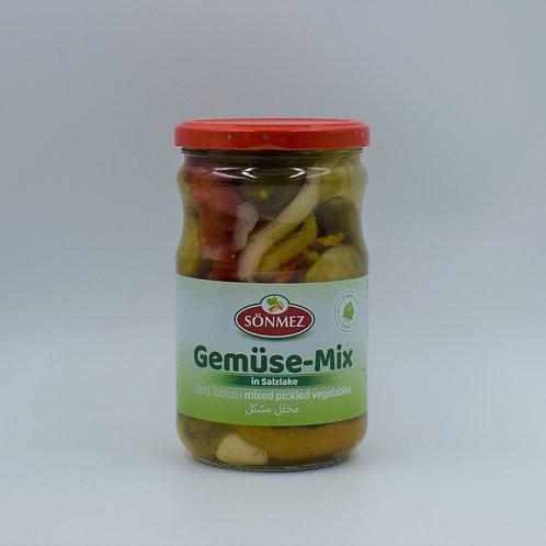 Sönmez Gemüse-Mix 610g