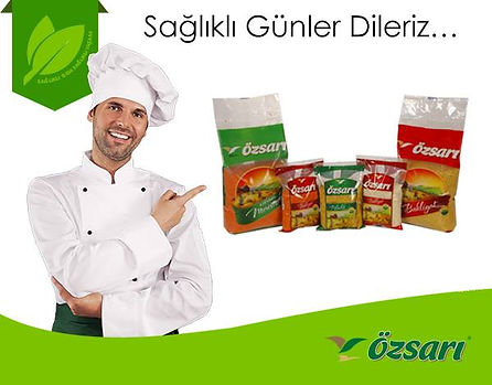 Özsari - Bulgur aus der Türkei