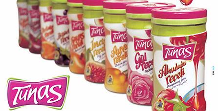 Tunas - Türkische Konfitüre und Marmelade