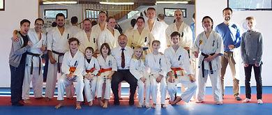 Daisho Ryu Karate Bremen: Positive Stimmung