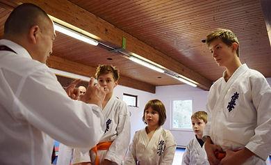 Karate Bremen: Karate für Kids