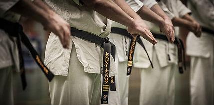 Kyokushin: Durchsetzungsvermögen, Stabilität und Haltung