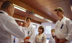 Karate Bremen: Prüfungsprogramm