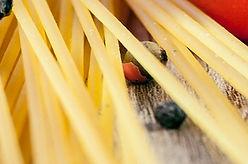 Fadennudeln: Italienische Nudeln