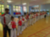 Taekwondo Mitglied werden in der Yayla Sportschule
