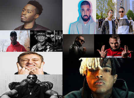 Quel artiste a été le plus écouté cette année 2018 ?