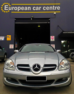 Mercedes service and repairs