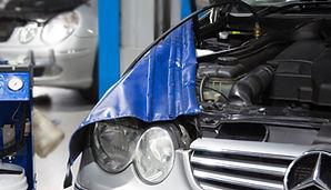 Car repairs shop