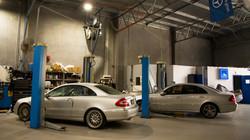 European Car Centre garage 1