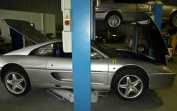 Ferrari service and repairs
