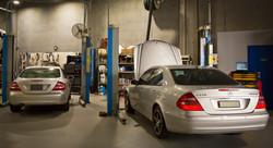 European Car Centre garage 2