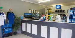 European Car Centre Reception