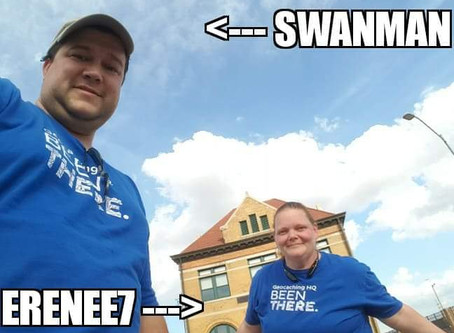 Supporting Member Spotlight - SwanmanErenee7