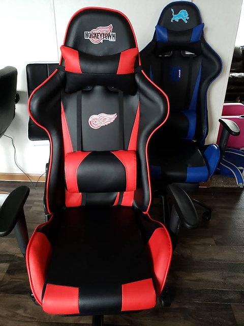 Strange Custom Order Gaming Chair Pick Up Only Evergreenethics Interior Chair Design Evergreenethicsorg