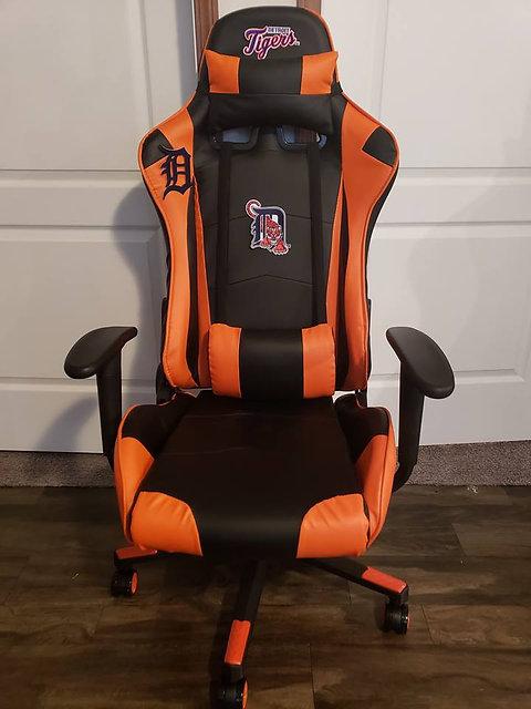 Fabulous Custom Order Gaming Chair Pick Up Only Evergreenethics Interior Chair Design Evergreenethicsorg
