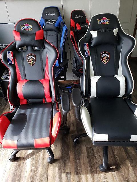 Wondrous Custom Order Gaming Chair Pick Up Only Evergreenethics Interior Chair Design Evergreenethicsorg