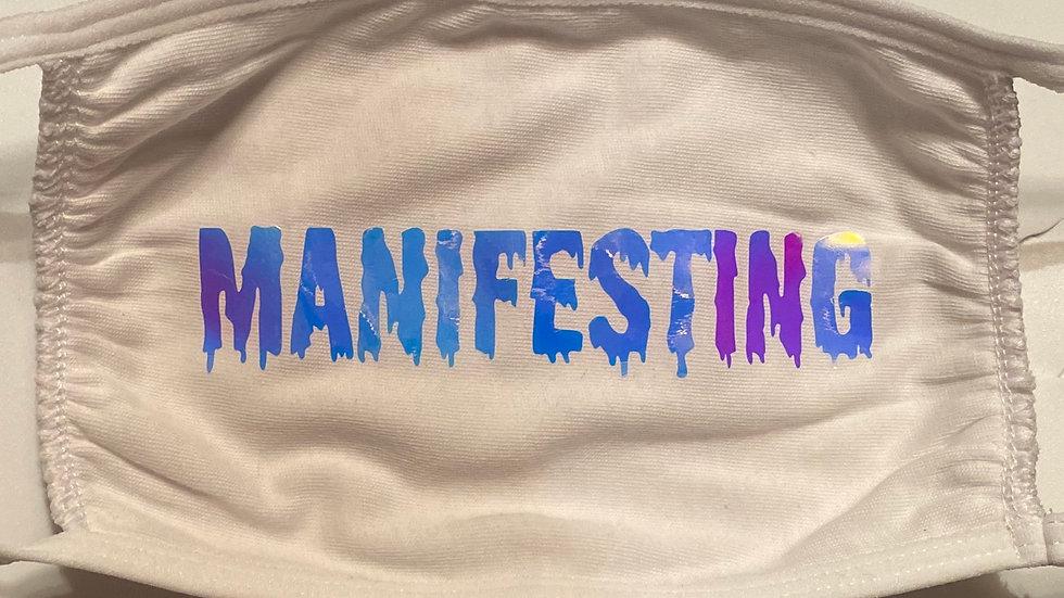 Manifesting Holographic Mask