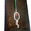 Thumbnail: Tourmaline Pendant With Pink And Tan Accent Stones