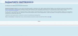 passaporte italiano agendamento